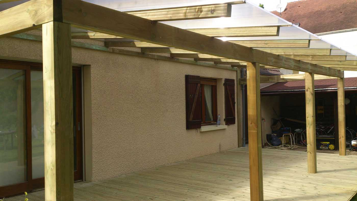 pergolas bois comment installer une pergola au jardin. Black Bedroom Furniture Sets. Home Design Ideas